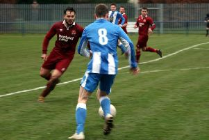 Penicuik in action (Archive image)