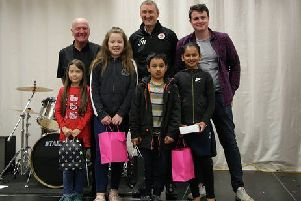 The Bonnyrigg Community Day at the Lasswade Centre.