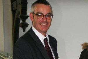 Melville chief executive Andrew Noble.