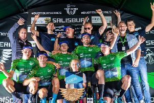 Get up close to elite cyclists and raise a glass with the UK's number one alcohol free wine, Eisberg, as the Tour Series comes to Motherwell