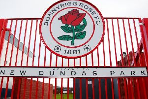 New Dundas Park gates (picture: Scott Louden)