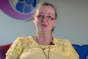 Louise White of Peterhead features in a new video for CLAN Cancer Support