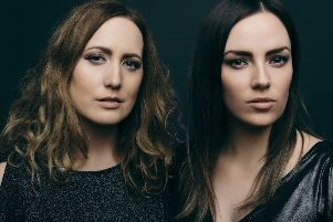 Scottish Pop duo 'The Eves' are Caroline Gilmour and Marissa Keltie. They return with their new single 'City of Stars' on 7th June 2019