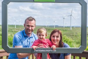 Whitelee Windfarm is hosting a family fun day to celebrate its 10th anniversary. (Photo: Mark Craig)