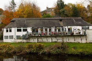 The Paper Mill restaurant in Lasswade was among properties targeted.