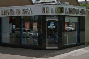 Land and Sea Fish and Chips in Polmont is one of the takeaways in the running for an award