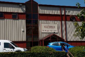 Macsweens Haggis factory in Bilston Industrial Estate, Loanhead