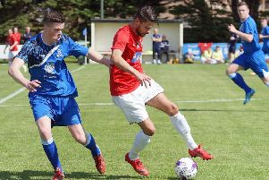 Dayle Robertson should return for Tayport this weekend.