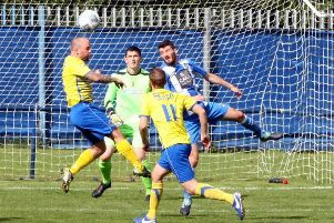 Bo'ness come back twice to salvage draw in six-goal thiller (picture: Jim Dick)