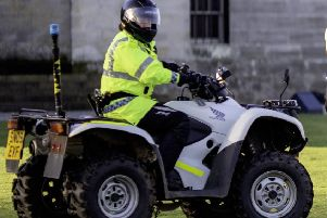 Police in Midlothian will carry out a Rural Crime initiative throughout  November.