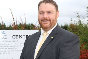 SNP candidate Owen Thompson.