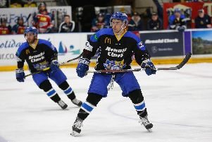 Fife Flyers forward Jordan Buesa has been named in the Great Britain Under 20 squad.