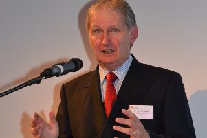 George Archibald, Chief Executive of Midlothian and East Lothian Chamber of Commerce,