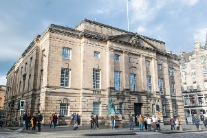 The High Court of Justiciary in Edinburgh