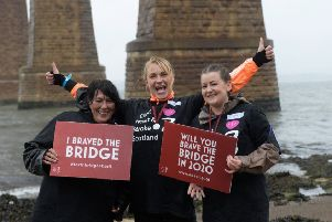 Forth Bridge Abseil is a popular challenge - are you up for it in 2020?