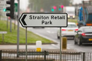Officers were called to Straiton Retail Park, Loanhead in relation to a theft shoplifting.
