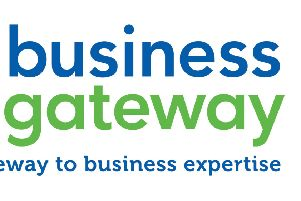 Business Gateway logo.