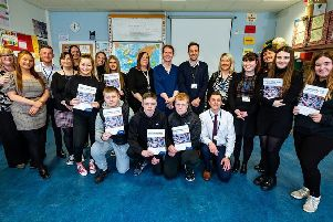 The SQA employability workshop at Dalkeith High School. Photo by Stuart Nicol.