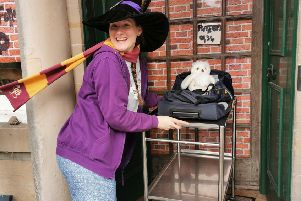 Fiona Inglis (Snowy Owl) is now in training for the London Marathon.