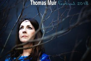 Irish international singer/songwriter Moya Brennan ' the voice of Clannad and 'First Lady of Celtic Music' ' will be performing at this year's Thomas Muir Festival.