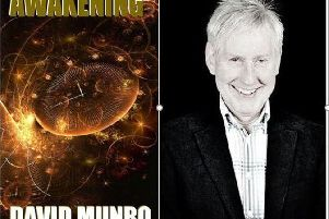 Fans can meet David Munro, author of the Time Jigsaw series, at Lennoxtown Library and Community Hub on Wednesday, November 21, from 2pm to 3pm.