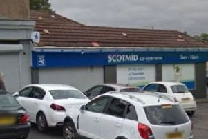 Scotmid in Bearsden