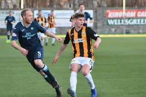 Victory at East Fife secured Partick Thistle a home Scottish Cup quarter-final tie with Hearts.