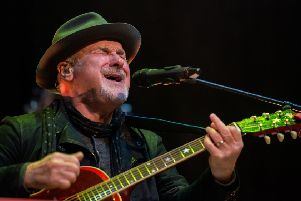Photographer Ian Georgeson, 07921 567360'Radio Forth Awards 2016, Usherhall'THE FORTH CONTRIBUTION TO MUSIC AWARD WITH THE LIQUID ROOMS PRESENTED BY GRANT and ARLENE winner Paul Carrack