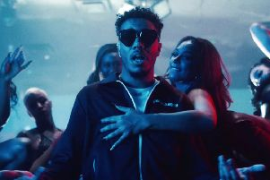 Rapper AJ Tracey released his debut album earlier this year and is now touring the UK.