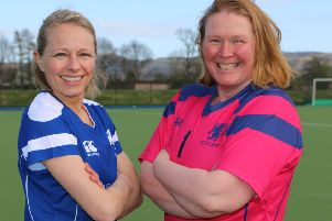 Alison Hosie, from Bearsden and Karen Longmuir, from Milngavie will soon be off to The Netherlands after being selected to represent Scotland in the 2019 European Hockey Masters Championships.
