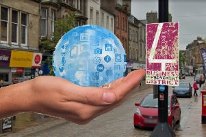 The proposal would see Kirkcaldy4All replaced by a digital entity.