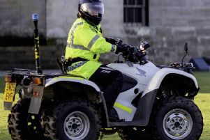 Police in Midlothian carriedout a Rural Crime initiative throughout November.