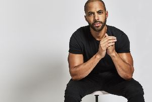 Marvin Humes takes centre stage at the Hype Superclub in Motherwell on Saturday when he will be  playing a 90 minute set