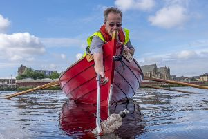 Upstream Battle, River Clyde clean-up campaign.
