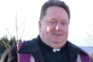Father James Grant will leave Holy Family after more than 23 years next month
