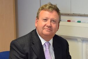 Dr Philip McMenemy, associate medical director, primary care, at NHS Lanarkshire.