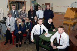 Members of the public, including community groups, high school pupils and teachers visited the Restorative Justice workshop in Bellshill