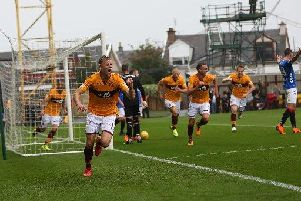 Andy Rose had 18 months at Motherwell after his departure from Coventry City