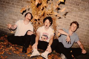 The Wombats are playing 02 Academy in Glasgow.