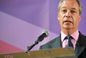 What is the new Brexit Party, which has been supported by Nigel Farage?