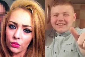 Jolene Doherty was just 17 when she killed Conner Cowper last April. Pic: SWNS