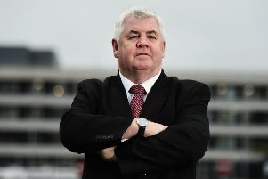 Coatbridge, Chryston and Bellshill MP Hugh Gaffney