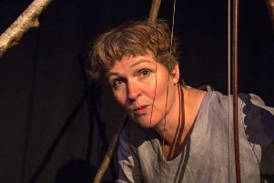 Mairi Campbell Auld Lang Syne will be at Eastwood Park Theatre this weekend. (photo: Heshani Sothiraj Eddleston)