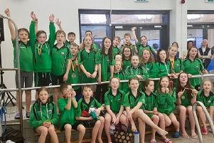 Banchory Beavers ASC had an amazing day at Cults Otters Novice Gala on Sunday February 24
