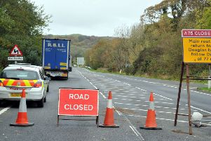 No upgrade of the A75 from the Borderland Deal as hoped: will fatal accidents like this continue?