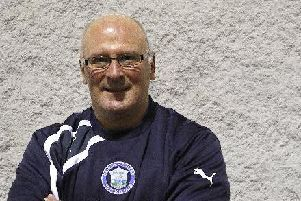 Carluke Rovers chairman Ian McKnight reckons Saturdays display against Lesmahagow was probably Rovers worst of the season