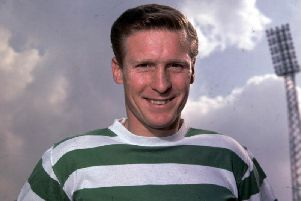 Billy McNeill is not only a Celtic legend but world football legend. Picture: SNS