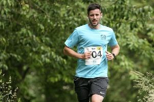 Run Banchory race director Scott Birse