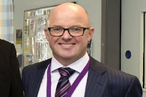 Michael Kellet, director of the Fife Health and Social Care Partnership
