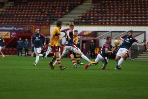 Motherwell Colts beat Sligo Rovers in last season's competition